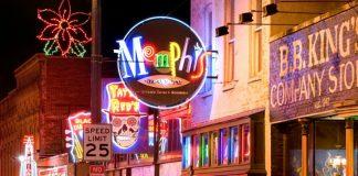 Memphis, Tennessee - Beale Street
