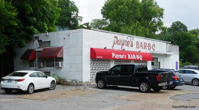 Payne's Bar-b-que - Memphis, Tennessee