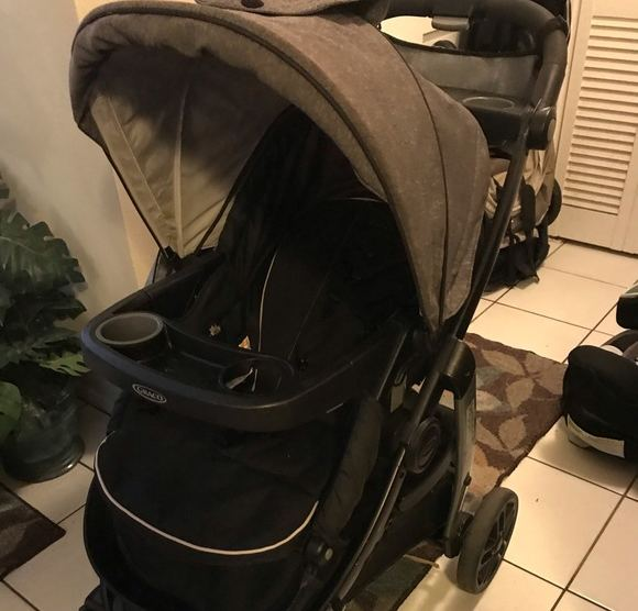 Travel Hacks with Stroller