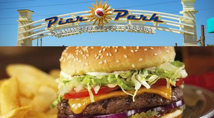 Pier Park - Hamburger - Panama City Beach, FL