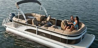 Panama City Beach Florida: Pontoon Boat Rentals