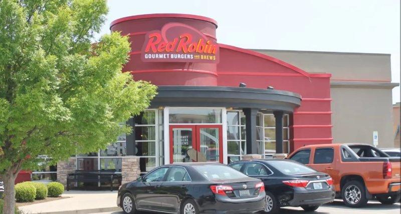 Panama City Beach, FL - Red Robin - GF Free Burgers