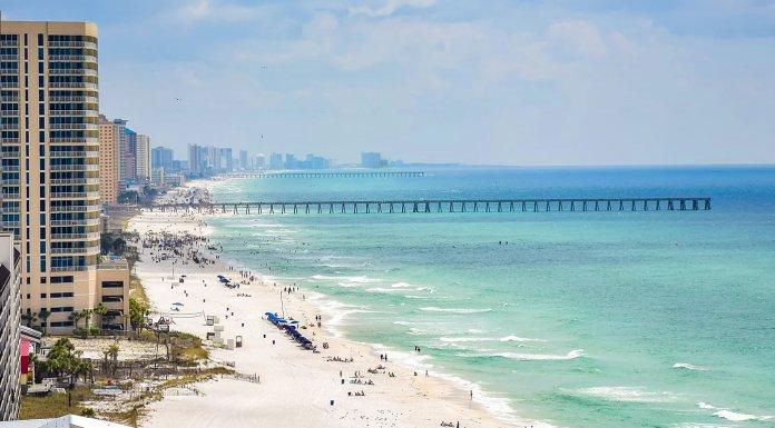 Panama City Beach Florida - Time Zone